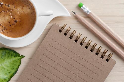 Morning writing
