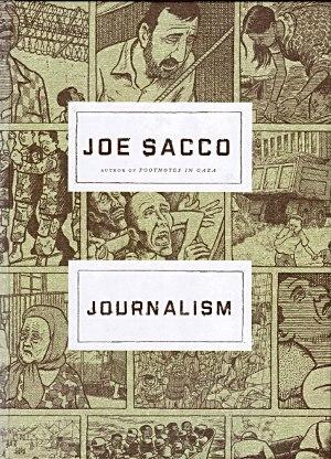 Joe Sacco Journalism