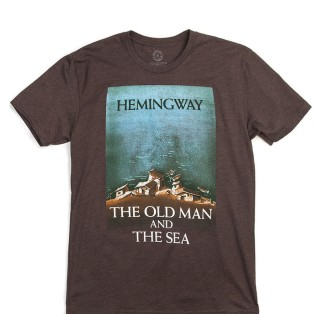 Old Man adn the Sea t-shirt