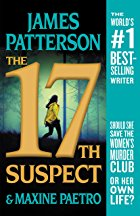 17th suspect book cover
