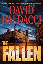 The Fallen book cover